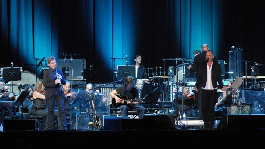 Del concierto de Sting #10
