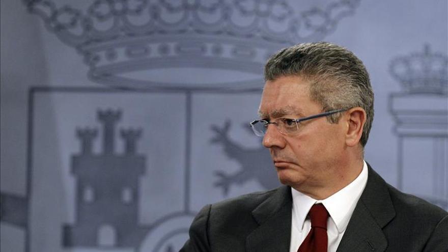 La Fiscalía se opone a que el ministro Gallardón declare como testigo en Nóos