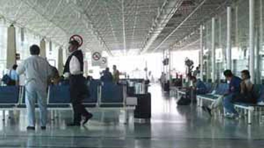 Aeropuerto de Fuerteventura.
