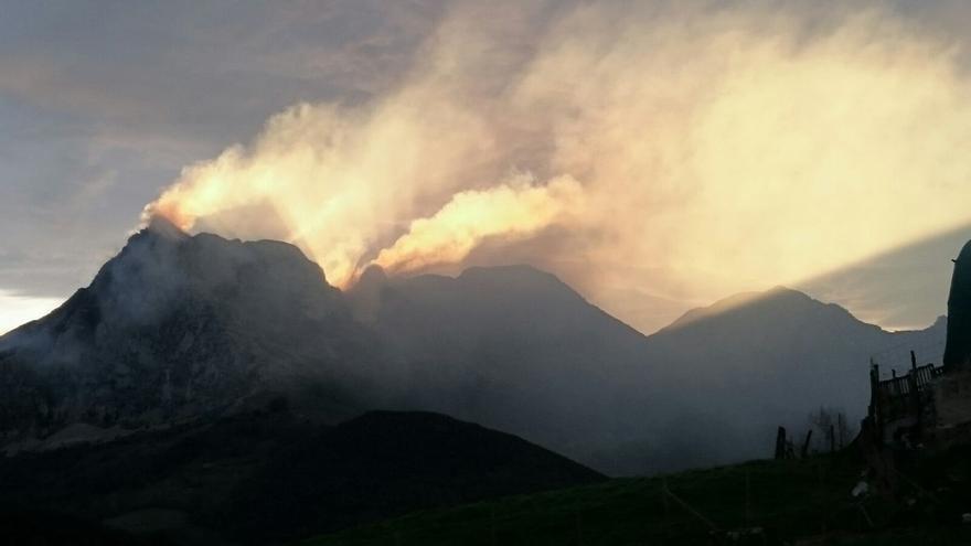 Cantabria desactiva el plan especial contra incendios forestales y se retira la UME