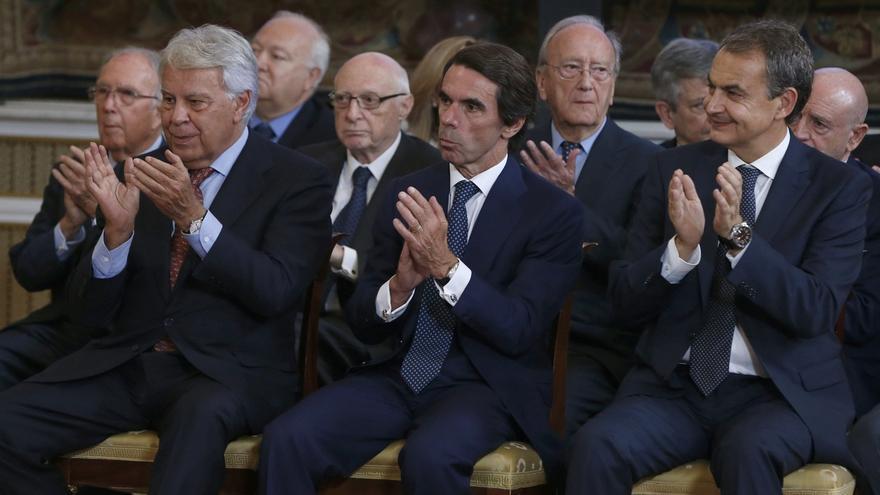 Aznar asegura que España no se romperá y dice que está presente en la carta de Felipe González