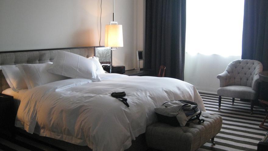 Las pernoctaciones en los hoteles cántabros disminuyen un 2,8% en febrero frente al incremento medio