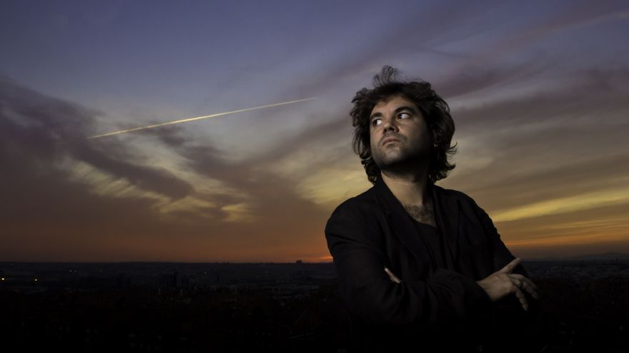 Joe Crepúsculo, foto de Pablo Zapata