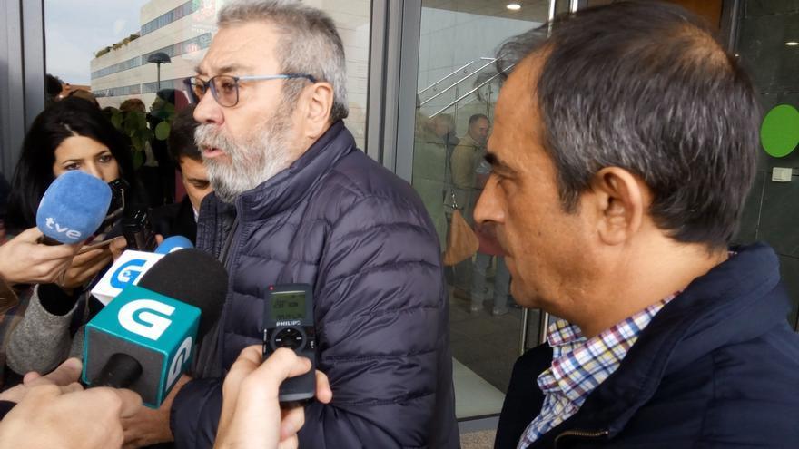 """Cándido Méndez pide no """"desdibujar"""" la campaña con yihadismo y Cataluña, porque """"hay que hablar de empleo y desigualdad"""""""