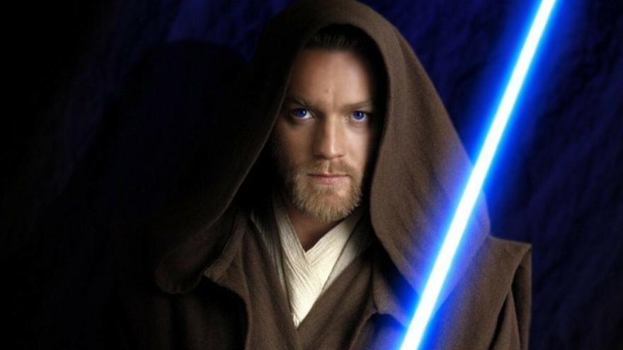 Ewan McGregor volverá a ser Obi-Wan Kenobi en una nueva serie del universo 'Star Wars'