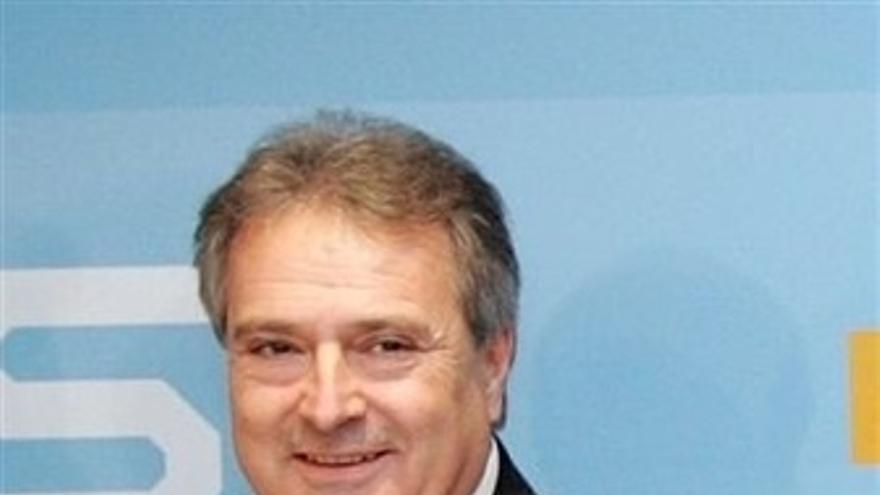 El presidente de la Diputación de Valencia, Alfonso Rus