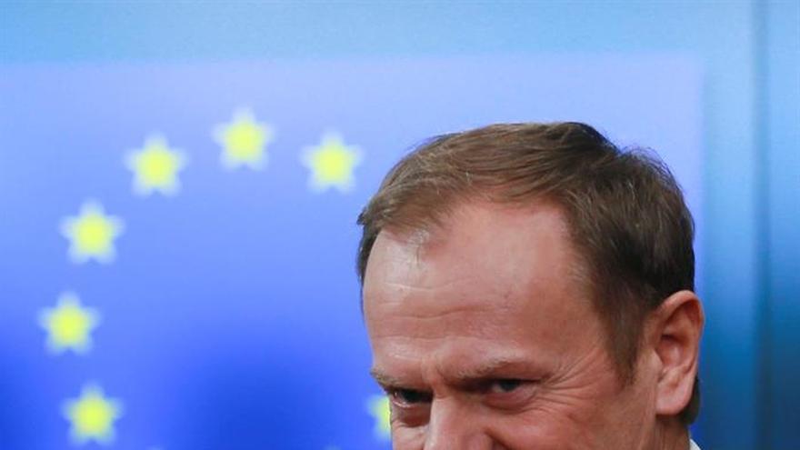 Tusk invita a los líderes a la cumbre para su reelección y preparar el aniversario de la UE