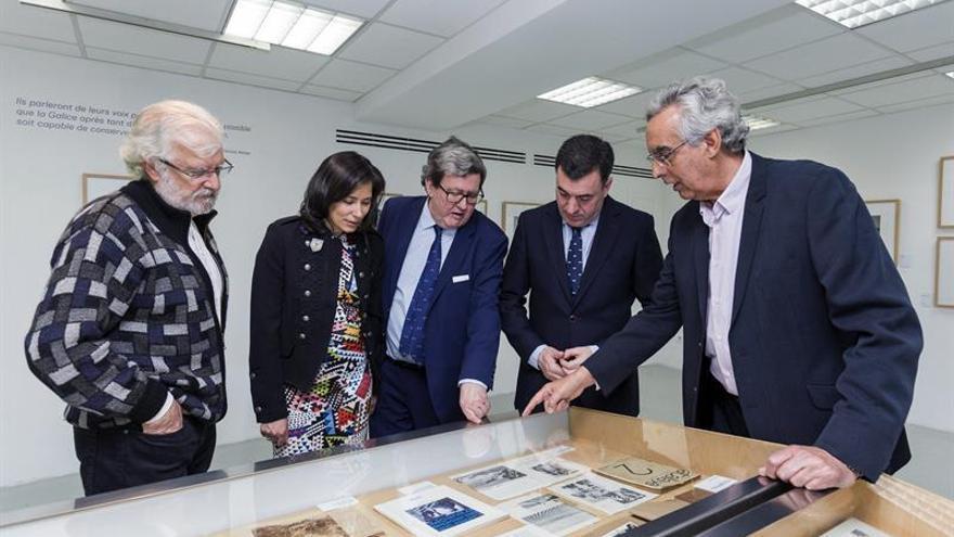 París descubre las fotos humanistas del español José Suárez