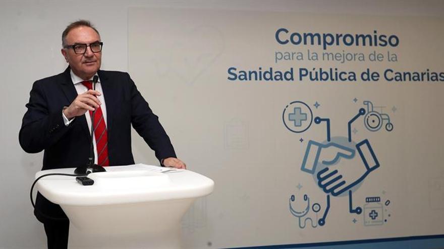 Canarias exige al Estado una mayor compensación por la sanidad al turista