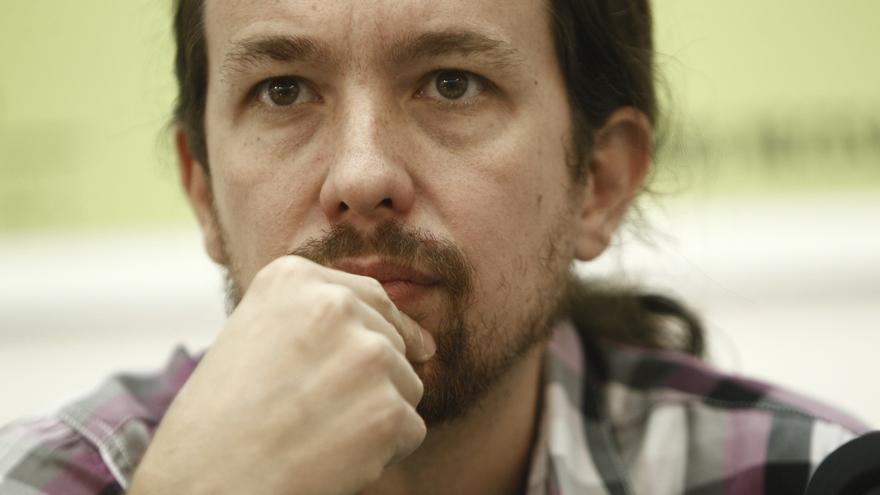 """Pablo Iglesias da el pésame a la familia pero dice que ha representado el """"excesivo poder político y económico"""""""