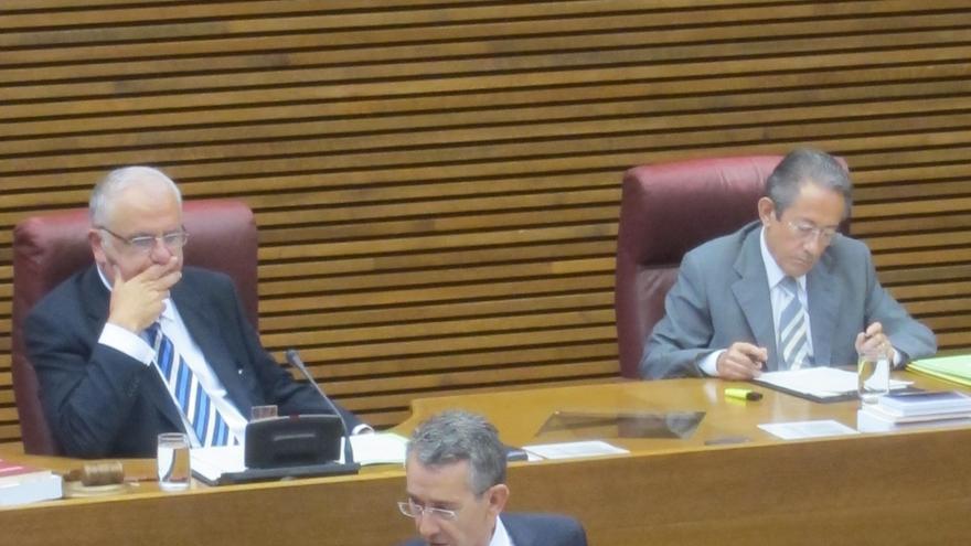 """PSPV propone a Fabra un """"gran acuerdo"""" para generar empleo, perseguir la corrupción y exigir más financiación"""