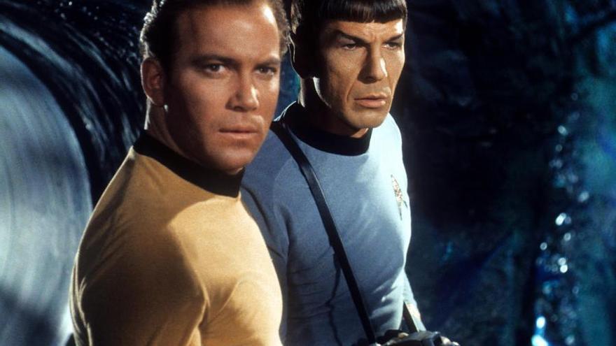 Se cumplen 50 años de la emisión del primer capítulo de la serie original