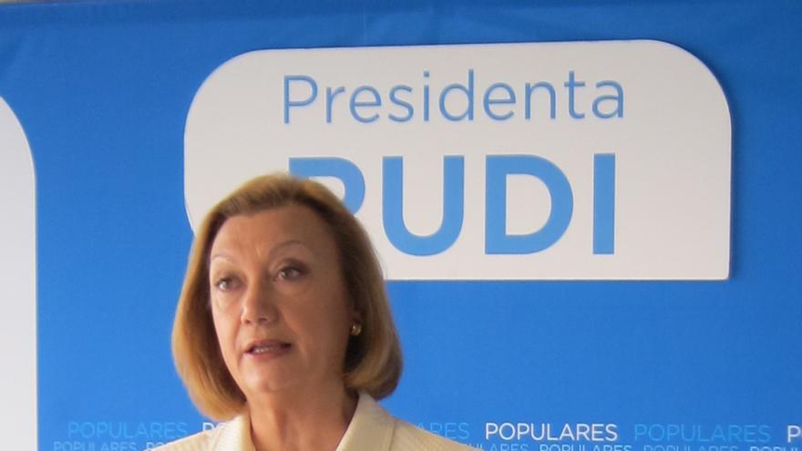 """Rudi dice que sólo pactará con proyectos """"centristas, moderados y que respeten la libertad individual"""""""