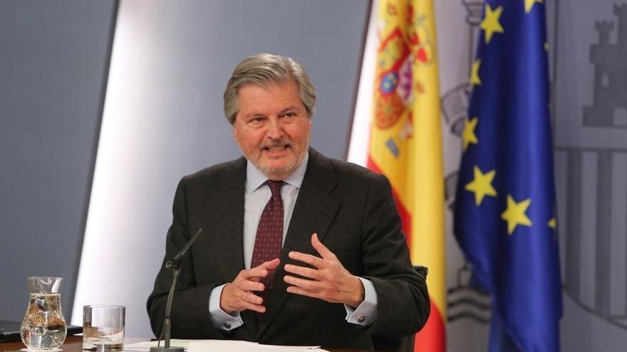 El Gobierno saluda que C's apueste por la estabilidad al abrirse a gobiernos de coalición tras las autonómicas de 2019