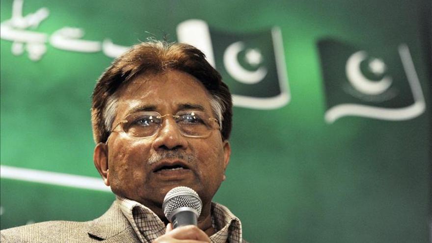 Pakistán juzgará a Mushárraf por traición