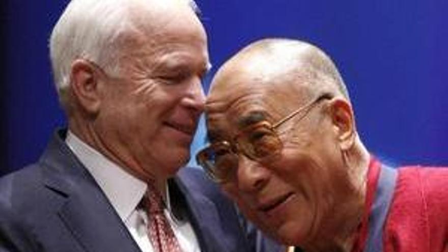 Obama rechaza recibir al Dalai Lama