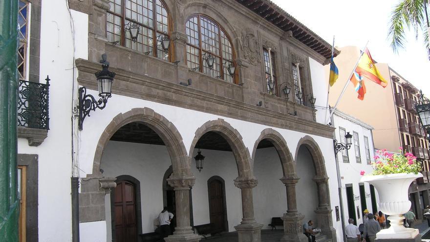 Ayuntamiento de Santa Cruz de La Palma.