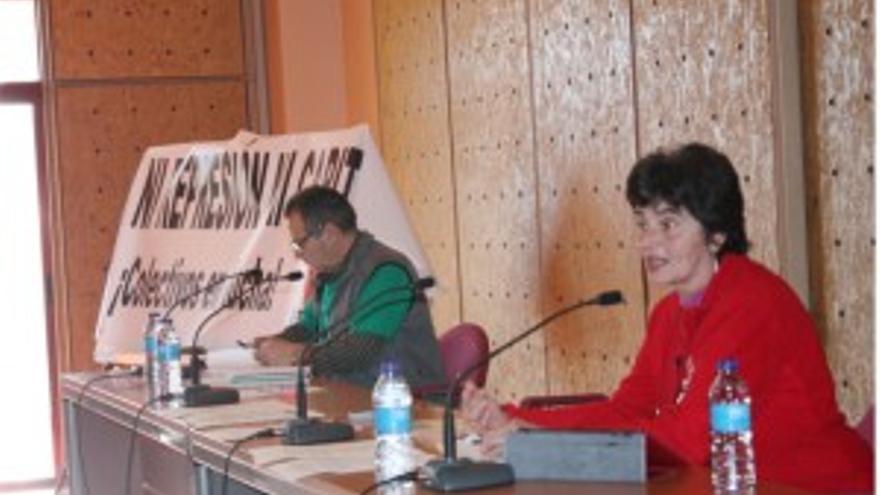 Asamblea de la PAH en Ciudad Real / foto: el CRisol de Ciudad Real