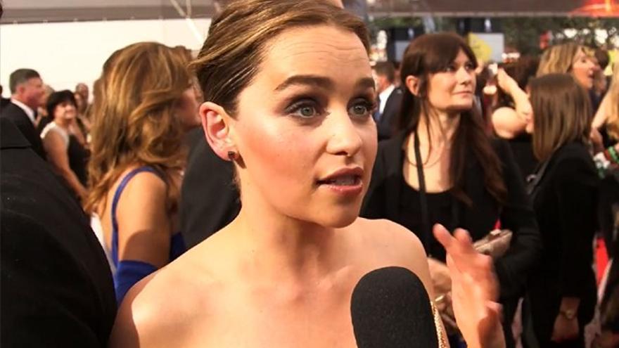 Emilia Clarke promete una 'épica' batalla en la 7ª temporada de 'Juego de Tronos'