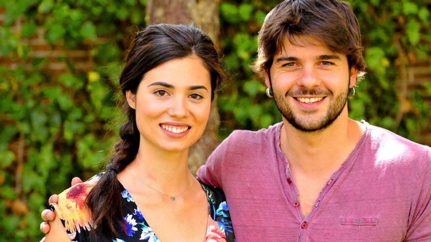 Loreto Mauleón y Jordi Coll