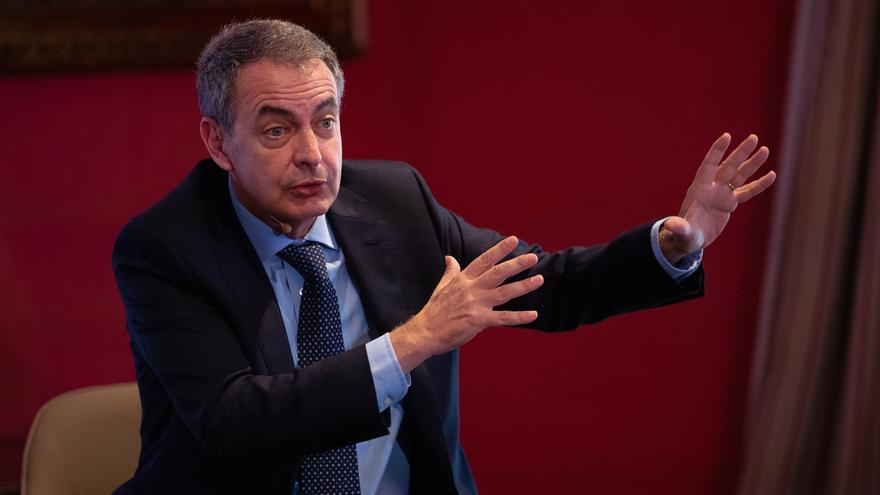 """Rivera critica que Zapatero opine sobre un posible indulto a los indepedentistas y le dice que España """"no es Venezuela"""""""