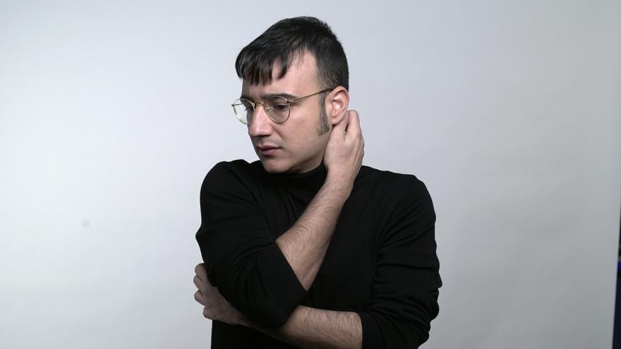 Víctor Parkas, periodista, escritor y autor de 'Game Boy'