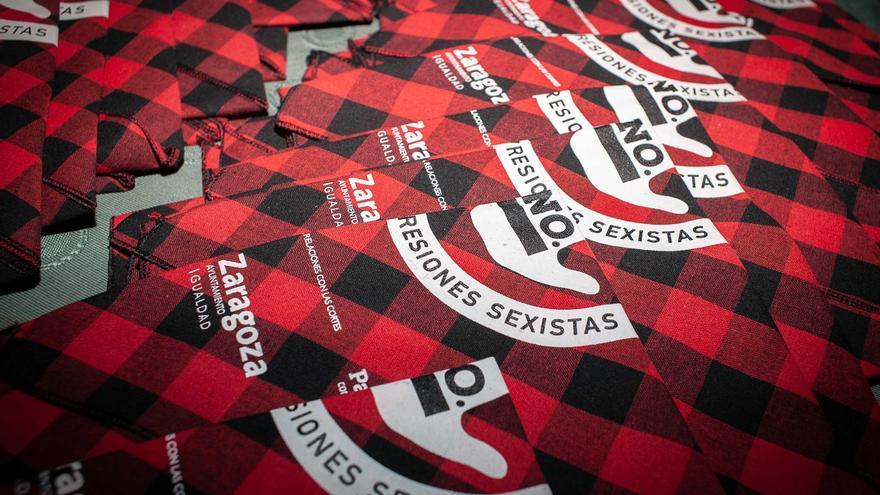 Se repartiran 15.000 cachirulos de la campaña 'No es no'