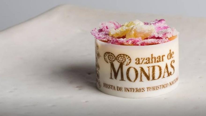 Pastel de Mondas, de la pastelería Goxua
