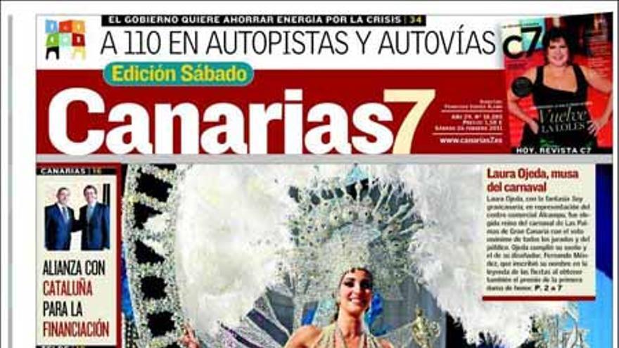 De las portadas del día (26/02/2011) #2