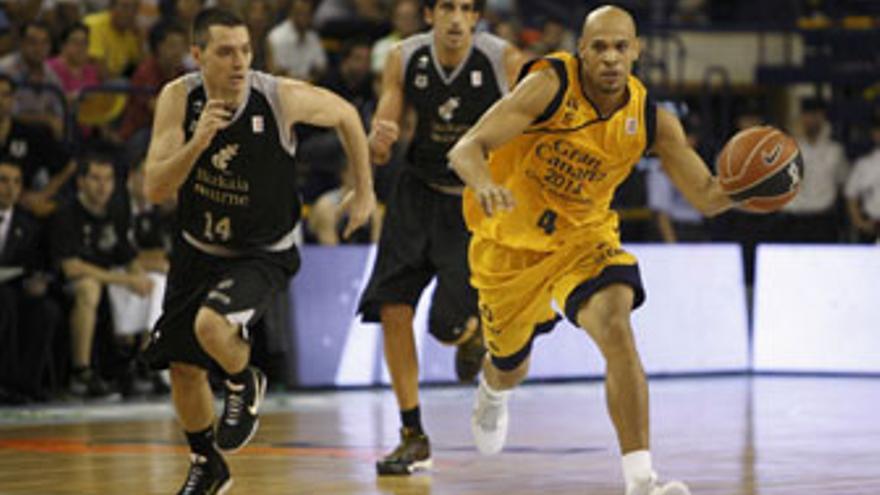 El Gran Canaria 2014 comienza la Eurocopa en Grecia. (QUIQUE CURBELO)