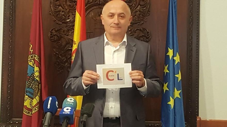 Antonio Meca, candidato a la alcaldía de Lorca por Ciudalor