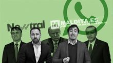 The extreme right declares war on verification journalism in Spain emulating Bolsonaro and Trump