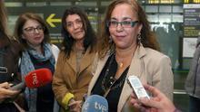 """La abogada canaria expulsada de Marruecos confiesa que pasó """"miedo"""" y que sufrió """"amenazas"""""""