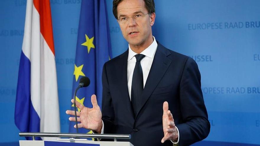 El Gobierno holandés presenta un proyecto de ley para ratificar el acuerdo UE-Ucrania