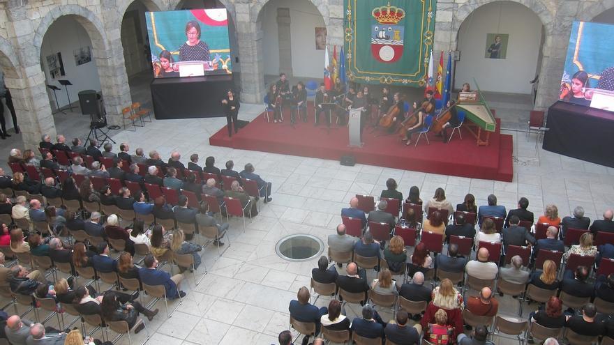 """Gorostiaga defiende la """"vigencia"""" de la Constitución como """"punto de partida"""" para la """"actualización"""" que """"necesita"""""""