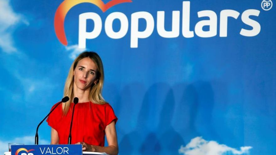 """Álvarez de Toledo arremete contra el """"populismo sexual"""" de la izquierda"""