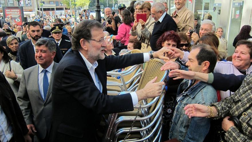 """Rajoy aboga por """"mantener lo que funciona"""" porque """"si las cosas se hacen mal, volverán los problemas"""""""