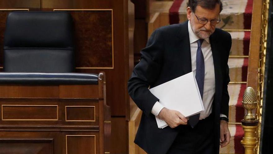Rajoy asegura al Congreso que cumplió su mandato en el acuerdo sobre los refugiados