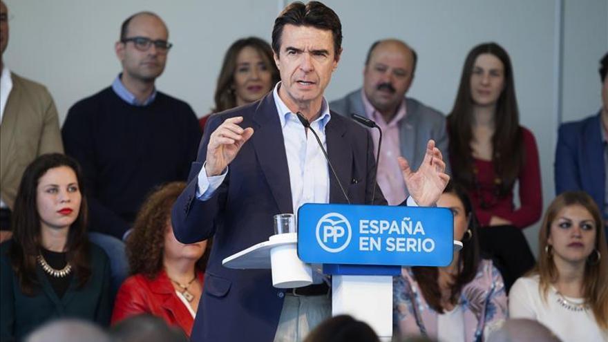 Soria: Los próximos cuatro años pueden ser los mejores de nuestras vidas