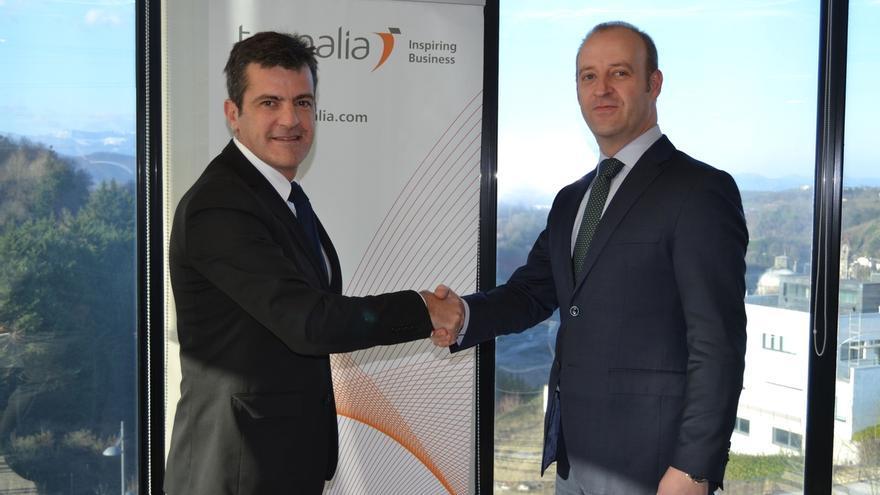 """Tecnalia y Onity suscriben un acuerdo para desarrollar """"pulseras inteligentes"""" para hoteles y cruceros"""