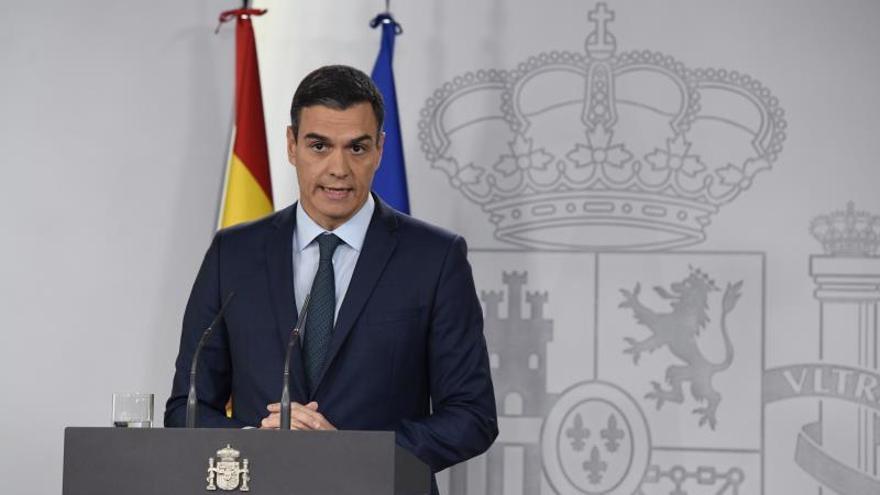 Sánchez presentará el miércoles el paquete de energía y clima
