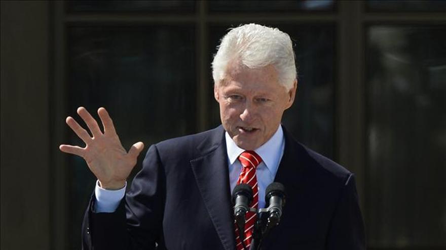 Bill Clinton se reúne con Humala en Lima, donde firmará convenio turístico