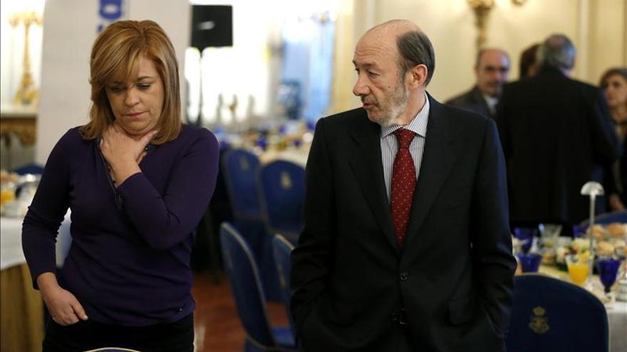 La crisis de Ponferrada deja en evidencia a Rubalcaba y abre una crisis en la cúpula del PSOE