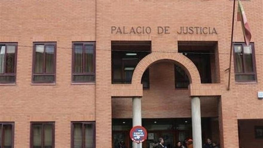 Juzgados de Aranda de Duero.