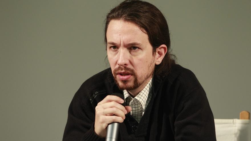 Iglesias ofrece colaboración a Rajoy mientras carga contra Sánchez y Rivera, al que compara con Aznar