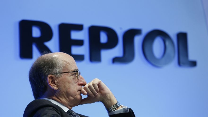 Brufau y el consejo de Repsol optan por cobrar el dividendo en acciones