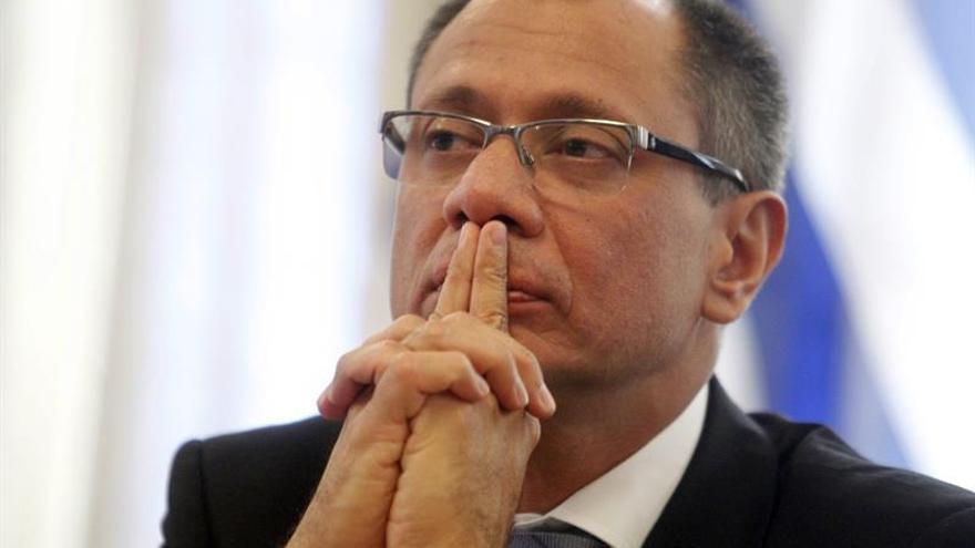 El vicepresidente de Ecuador viaja a Bruselas para firmar un acuerdo comercial con la UE