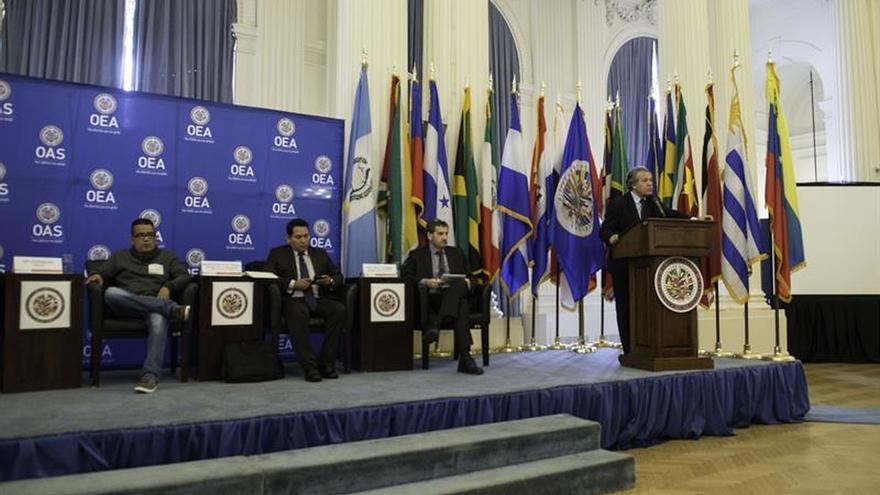 Un grupo de 14 países de la OEA prepara declaración para aumentar la presión a Venezuela