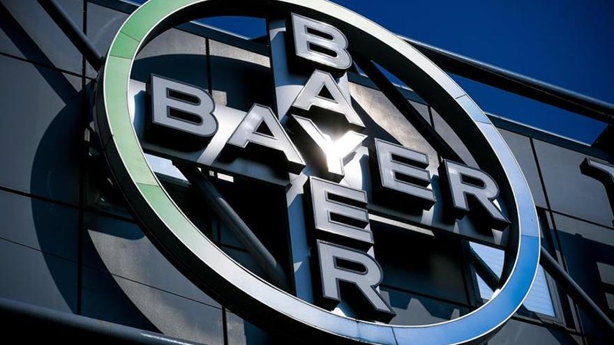 Bayer reduce su beneficio neto un 36,5 % hasta marzo por extraordinarios