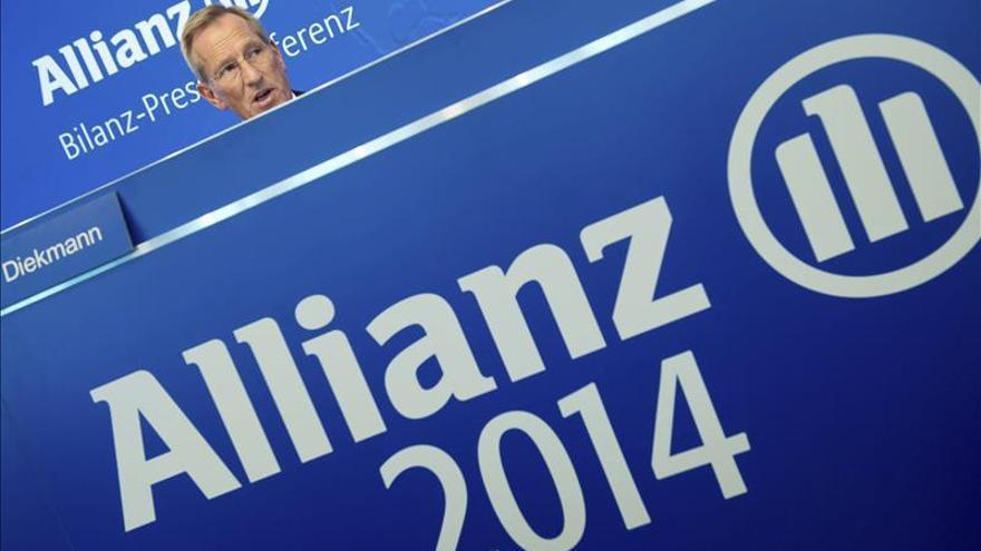 Allianz ganó 5.200 millones de euros hasta septiembre, un 3,9 % más